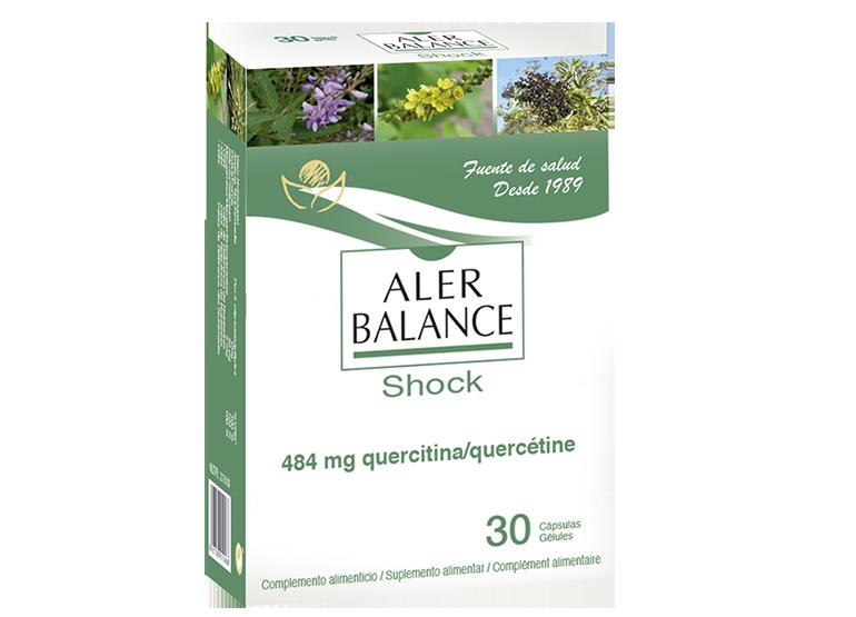 Quercetina contra los síntomas de la alergia
