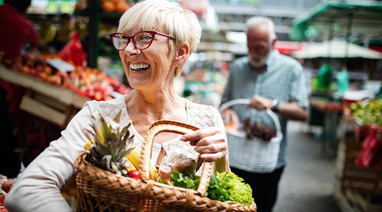 La alimentación de las personas mayores a debate