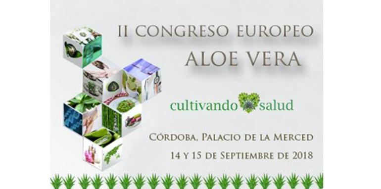 Veracetics patrocinó el II Congreso Europeo de aloe vera