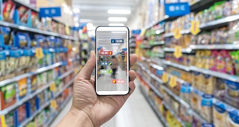 Las apps de escaneo de productos ganan usuarios