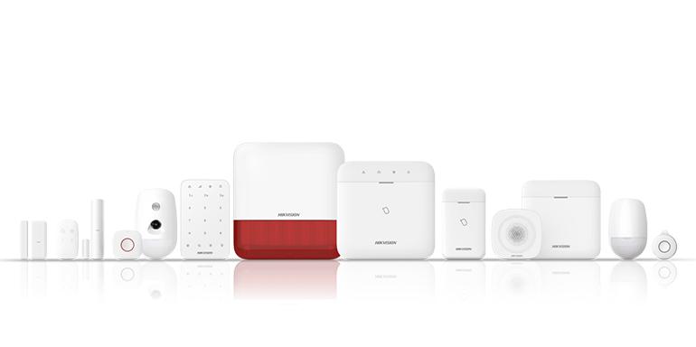 Nuevo sistema de alarma inalámbrico y de control remoto para negocios y pymes