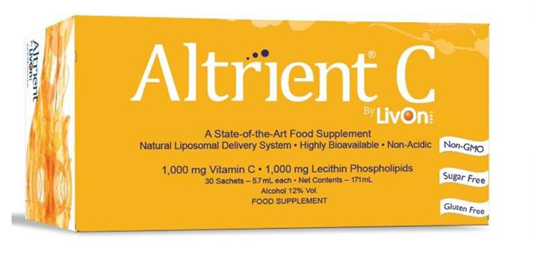 Tratamiento antienvejecimiento con vitamina C