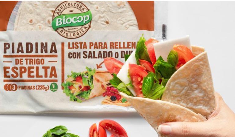 Biocop reivindica los beneficios del producto de cultivo biológico en el Día del Nutricionista-Dietista