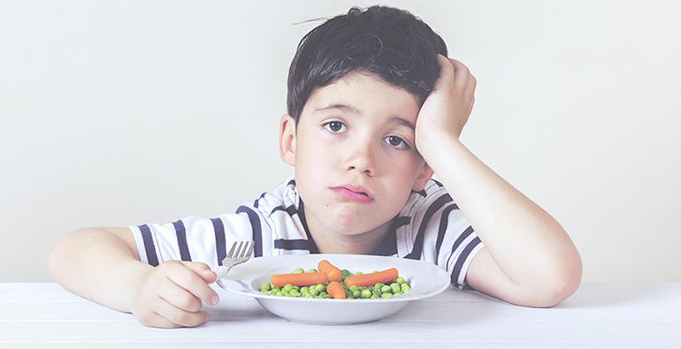 Un estudio confirma la necesidad de la educación nutricional en los hábitos alimenticios de los niños españoles