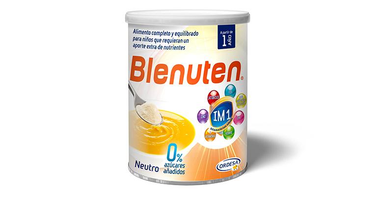 Suplementos nutricionales infantiles con 0% azúcares añadidos
