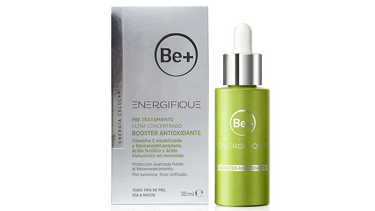 Crema B+ para cuidados faciales durante el verano