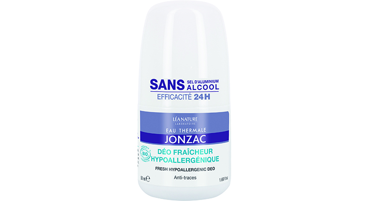 Desodorante frescor 24 horas alta tolerancia de Eau Thermale Jonzac