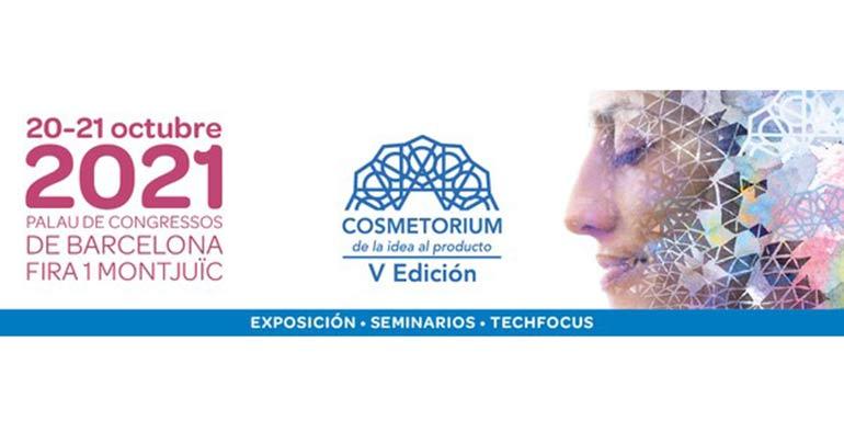 Se presenta Cosmetorium e-connecting