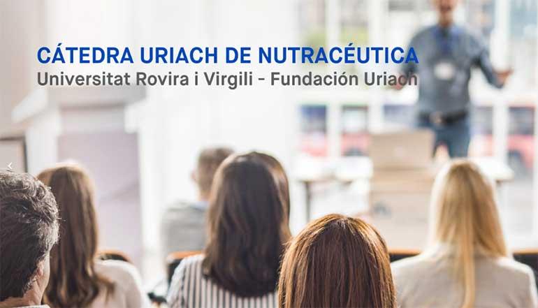 La Cátedra Uriach de Nutracéutica impulsará el conocimiento en complementos alimenticios