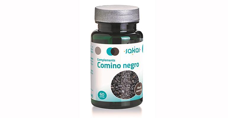 Semillas de comino negro para reforzar las defensas, articulaciones, corazón, antioxidante, nutricosmética.