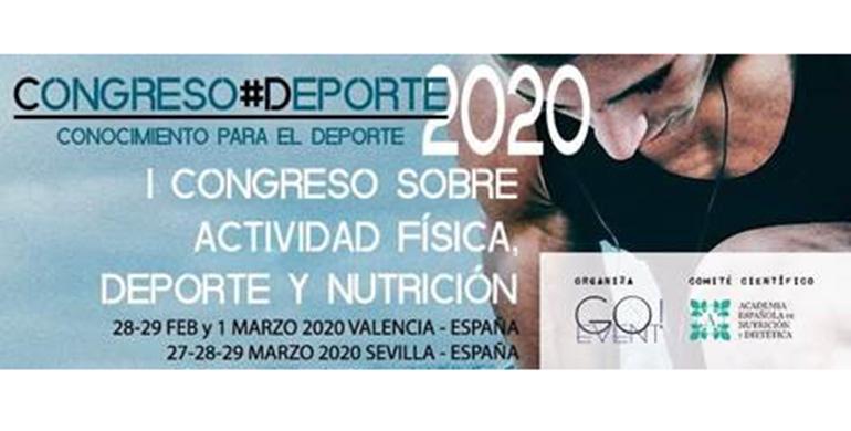 nutrición, deporte, congreso