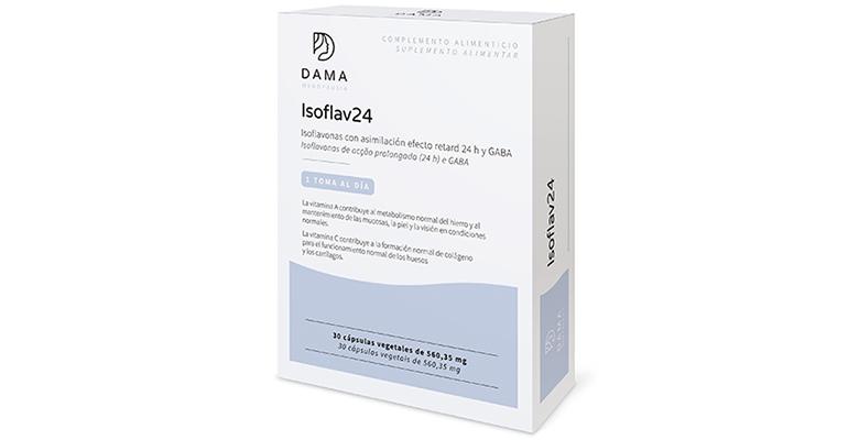 Complemento natural para mitigar los síntomas propios de la menopausia