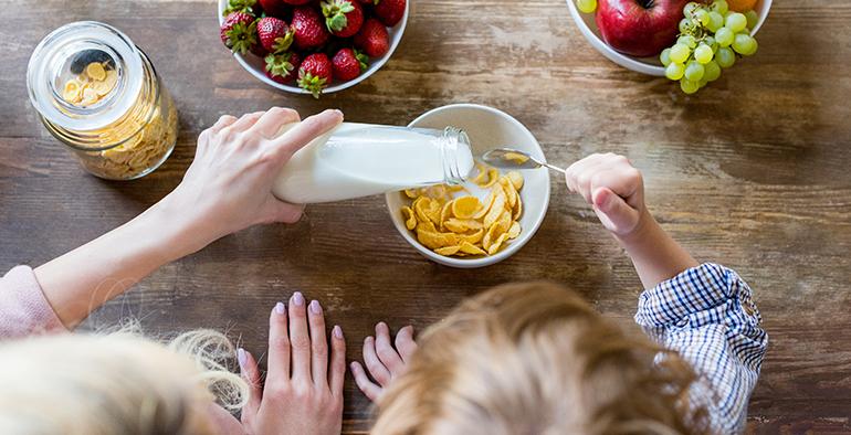 ¿En qué fijarse al leer las etiquetas de los alimentos infantiles?