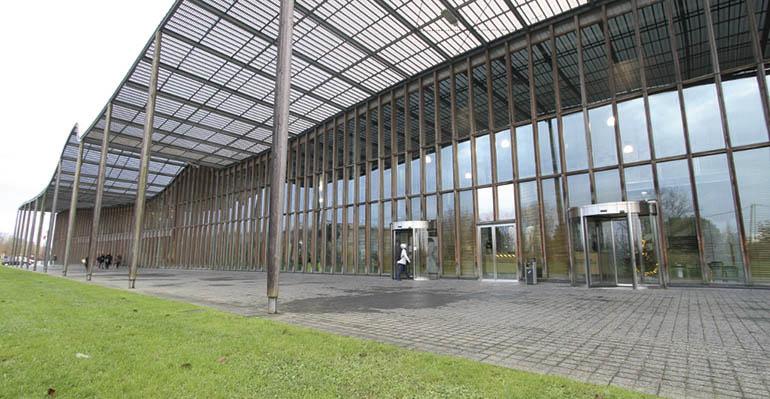 Centro Danone  de I+D  en Palaisseau