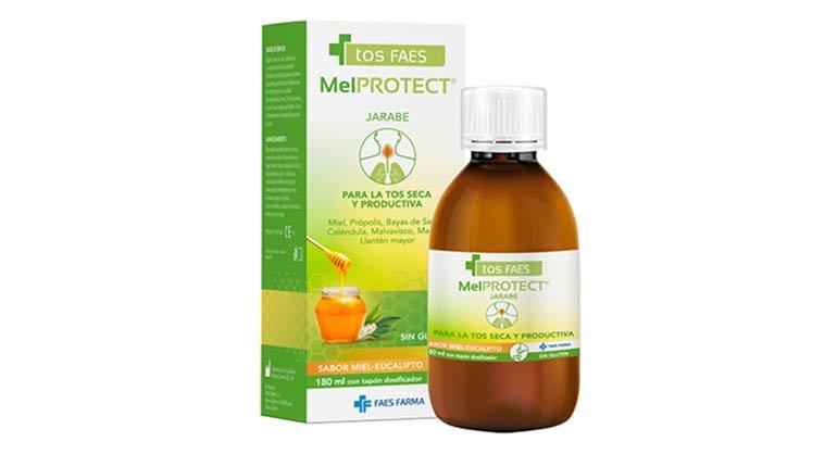 Solución natural que calma la tos seca y productiva