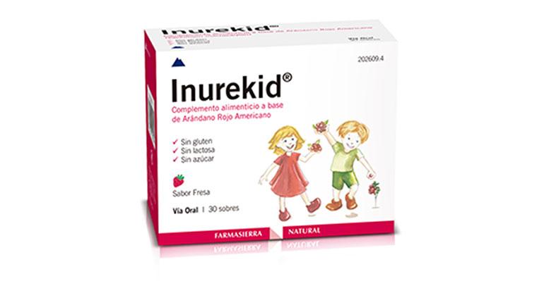 Complemento alimenticio contra las infecciones urinarias en niños