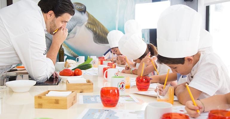 Fundación Prematura asignatura cultura gastronómica