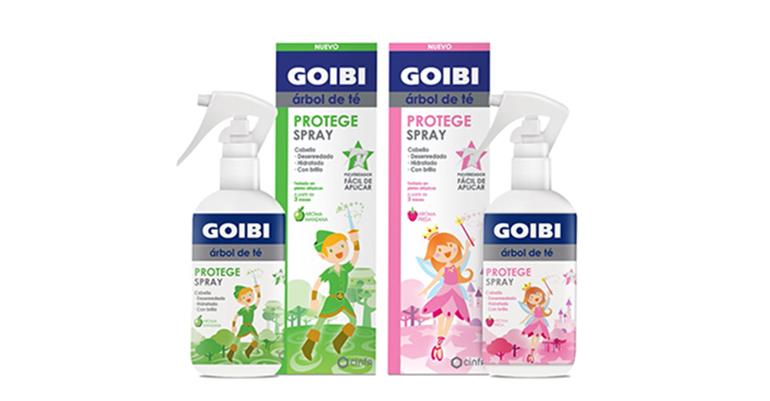 Spray para protegerse de los piojos