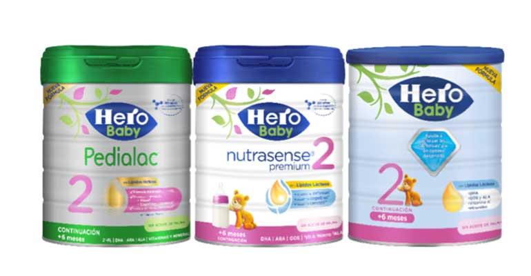 Hero Baby fórmulas infantiles