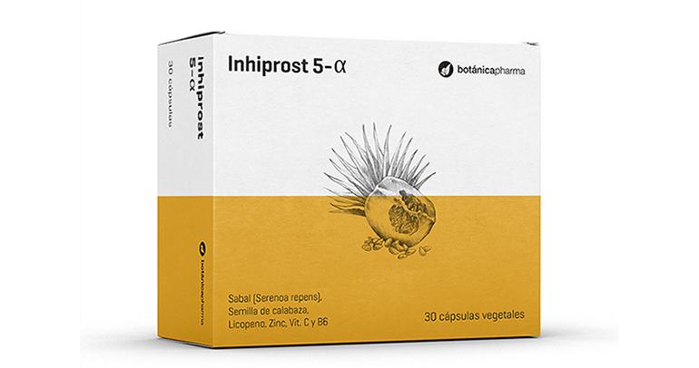 Cápsulas vegetales para preservar la salud de la próstata en hombres