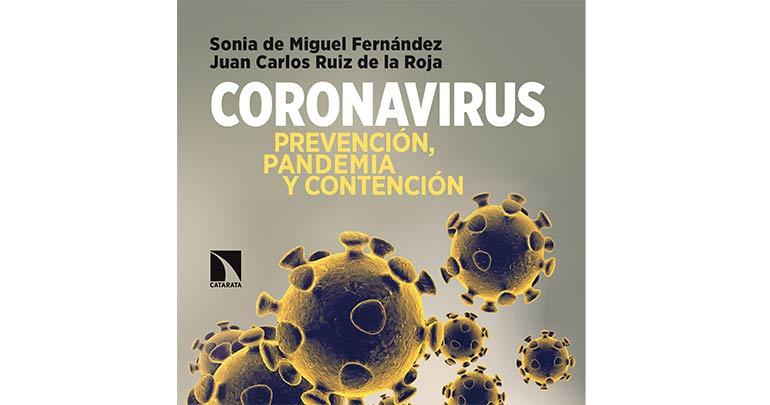 Prevención, pandemia y contención del coronavirus en el libro de Ruiz de la Roja