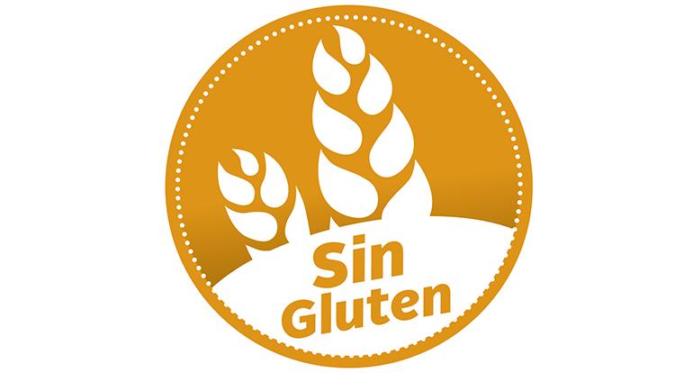 Etiqueta sin gluten