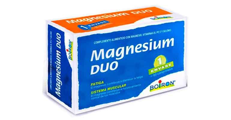 Cuándo y cómo suministrar suplementos de magnesio