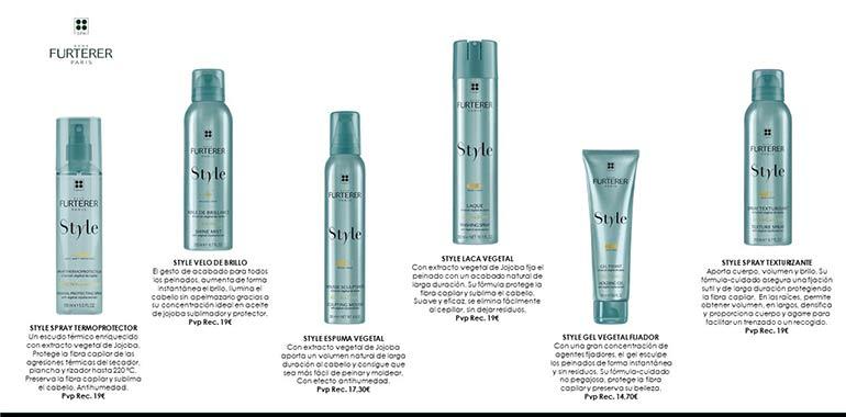 Cuidados para el peinado con aceites esenciales de origen natural