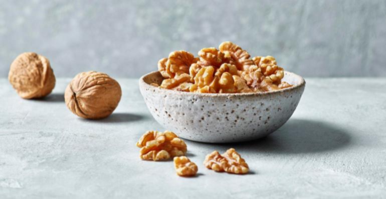 Las nueces, grandes beneficios gracias a sus micronutrientes