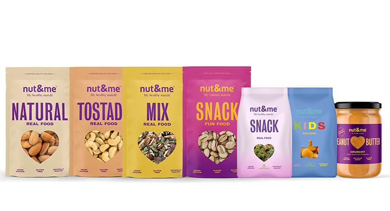Nut&Me, frutos secos
