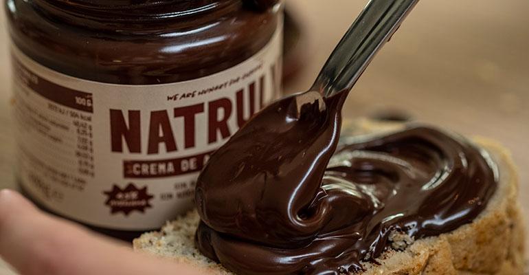 Crema de cacao con aceite de nuez de karité