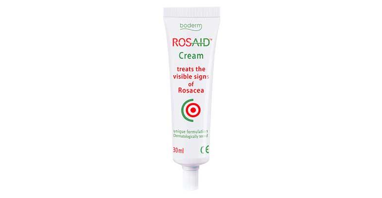 Tratamiento multifactorial para combatir la rosácea