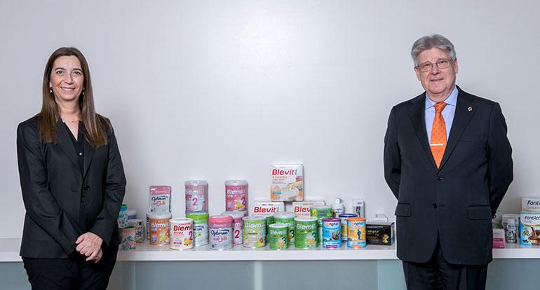 Laboratorios Ordesa adquiere la empresa de complementos alimenticios Laboratorios Sodeinn