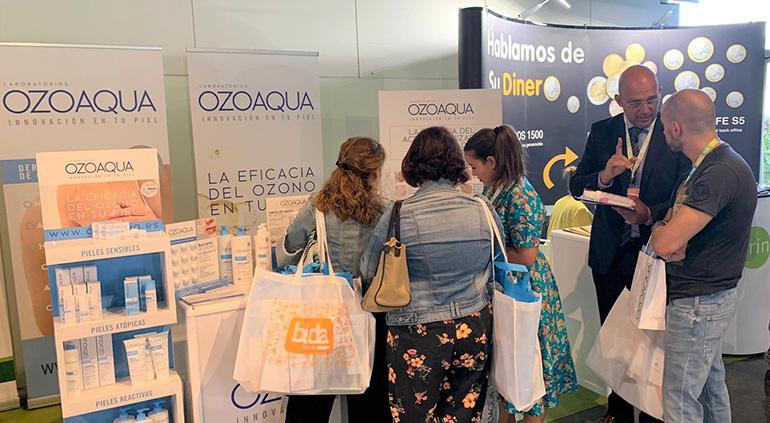 Laboratorios Ozoaqua presenta su innovación en dermocosmética de ozono