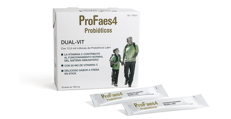 probiótivos, FaesFarma, simbiótico
