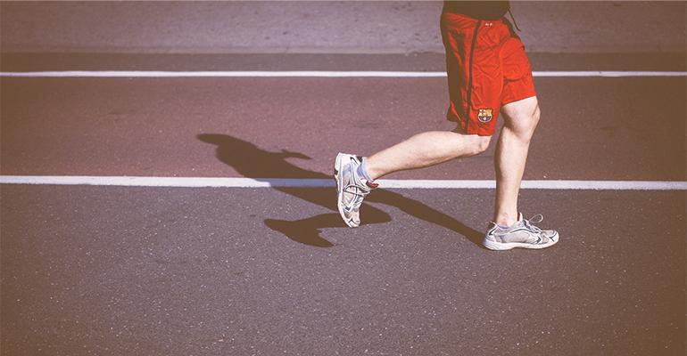 La preparación nutricional es importante en las carreras