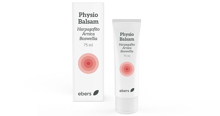 Crema para la rehabilitación muscular y de articulaciones con extractos de plantas