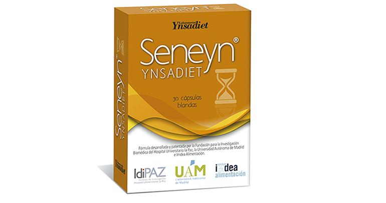 Complemento que aumenta la capacidad antioxidante y disminuye el deterioro funcional