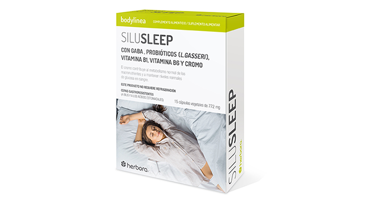Complemento alimenticio con gran efectividad para regular el organismo durante la noche