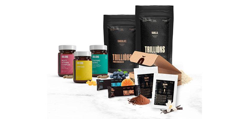 Proteína en polvo y suplementos nutricionales para deportistas