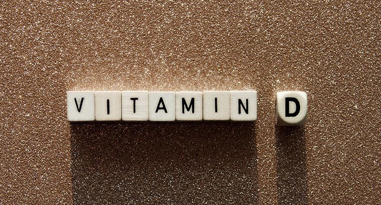 La vitamina D, clave para reducir el riesgo de fractura osteoporótica en la mujer