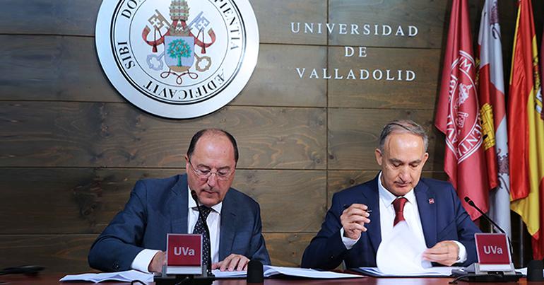 La Universidad de Valladolid y Matarromera desarrollan una patente para el uso de los extractos de uva en la salud ocular