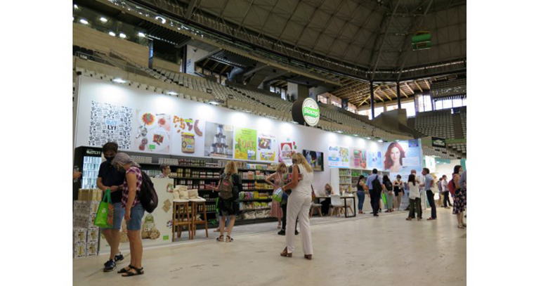Biocop presentará sus últimas novedades en Organic Food Iberia