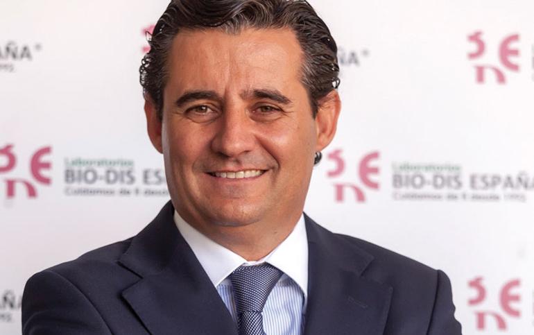 Entrevista con José María Cantarero, director general y fundador de Laboratorios BIO-DIS