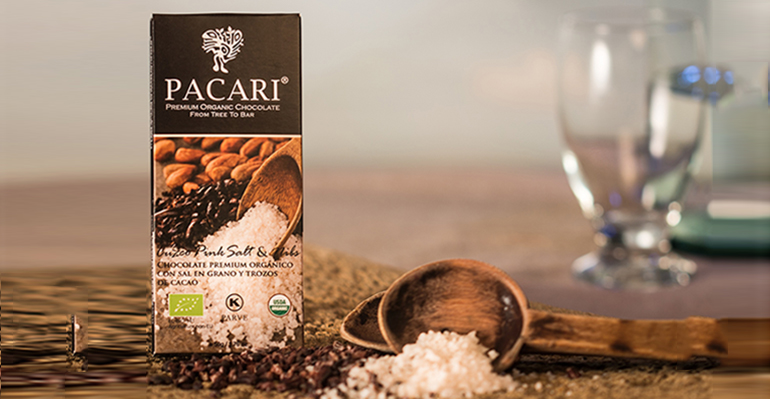 Chocolate ecuatoriano que destaca por su compromiso por la calidad y sostenibilidad