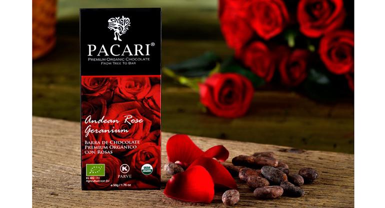 Pacari, chocolate