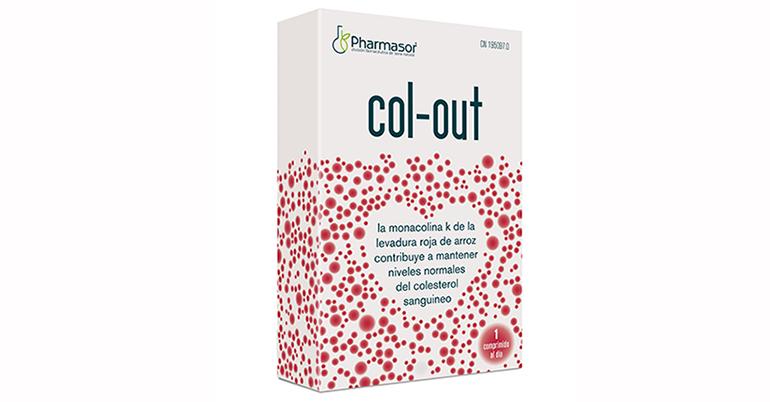 Complemento para mantener los niveles de colesterol en sangre y salud cardiovascular