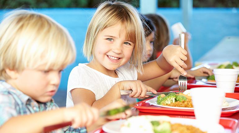 Recomendaciones de las CGCODN sobre los comedores escolares