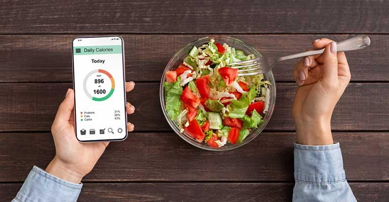 app control de peso