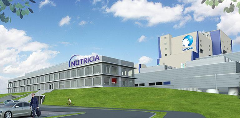 Danone abre en Holanda una nueva planta de fórmulas infantiles especializadas